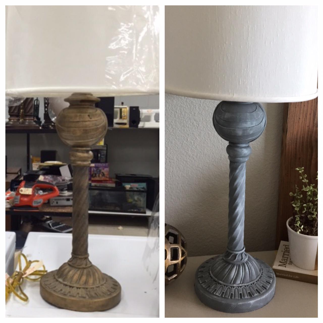 Lamp Revamp