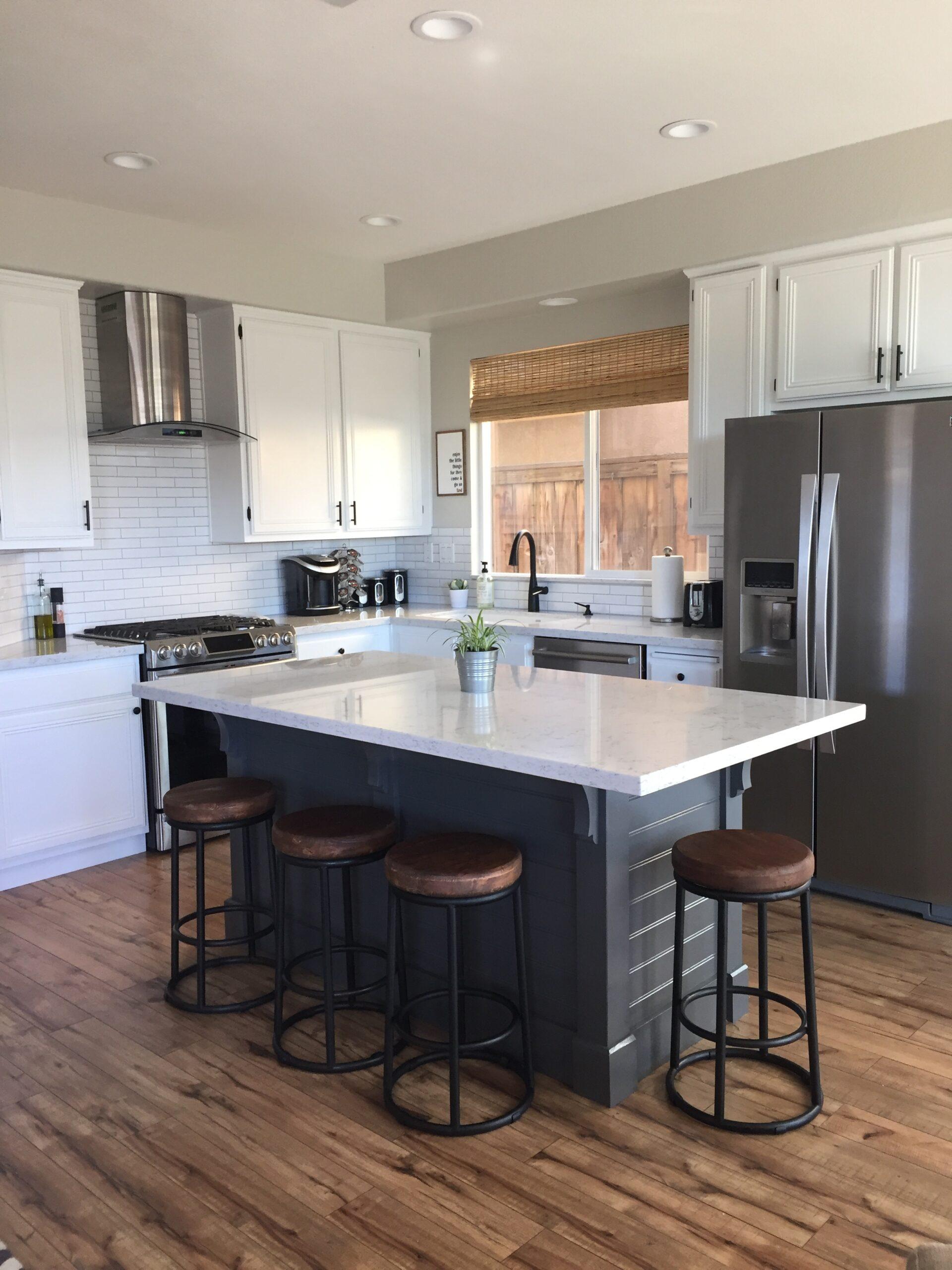 DIY Kitchen Remodel Reveal: I am in LOVE!