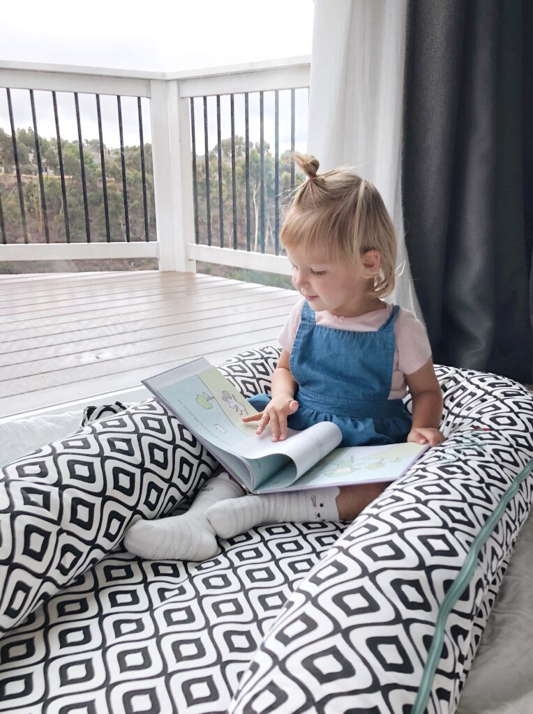 Top 3 Products that Make Life Easier featured by top US mom blog, Domestic Blonde: DockATot