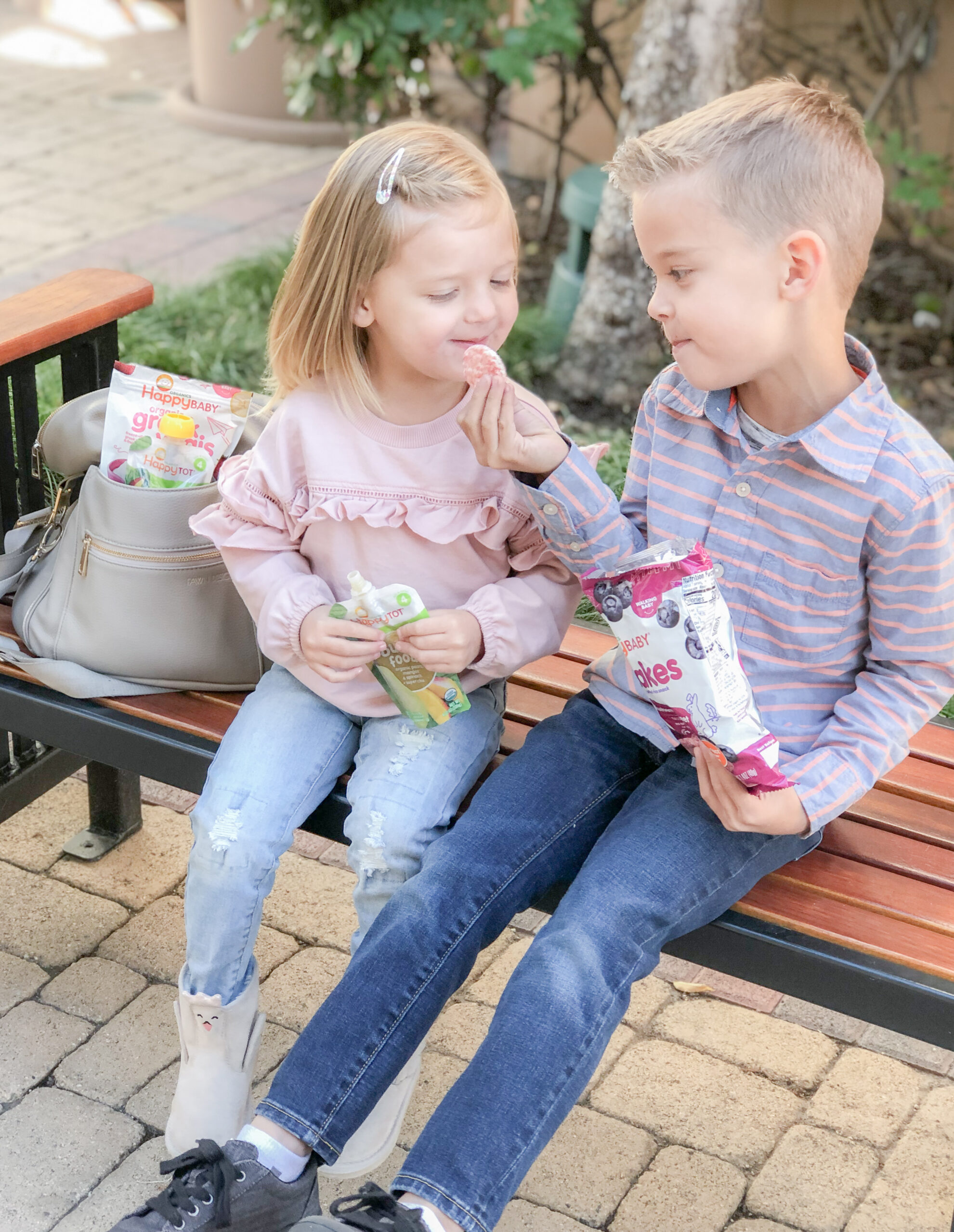 Snacks For The Kids That Make Mama Happy Too