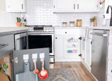 DIY Kitchen Remodel Reveal: I am in LOVE!