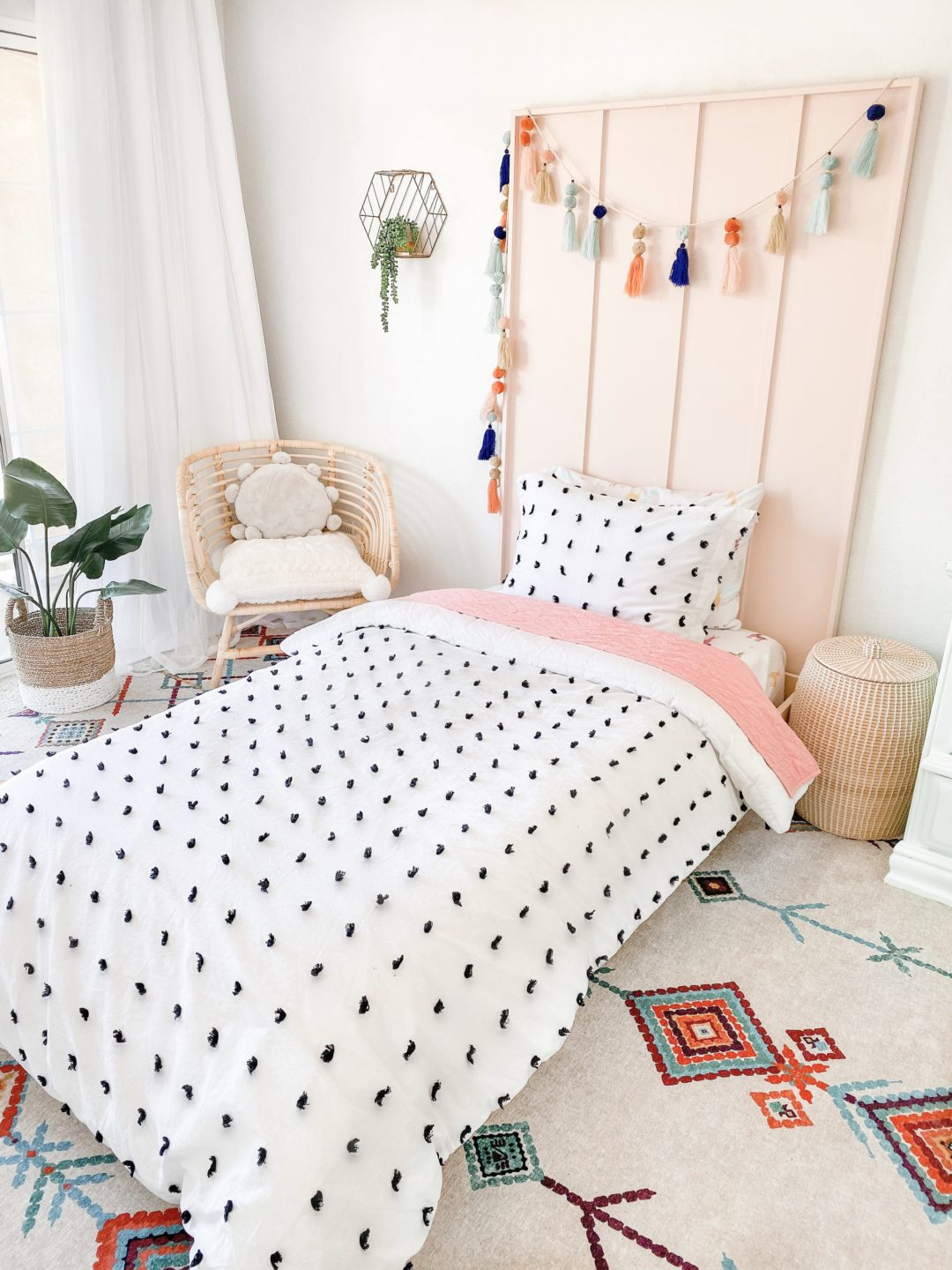 Make a DIY Headboard Fit For A Princess