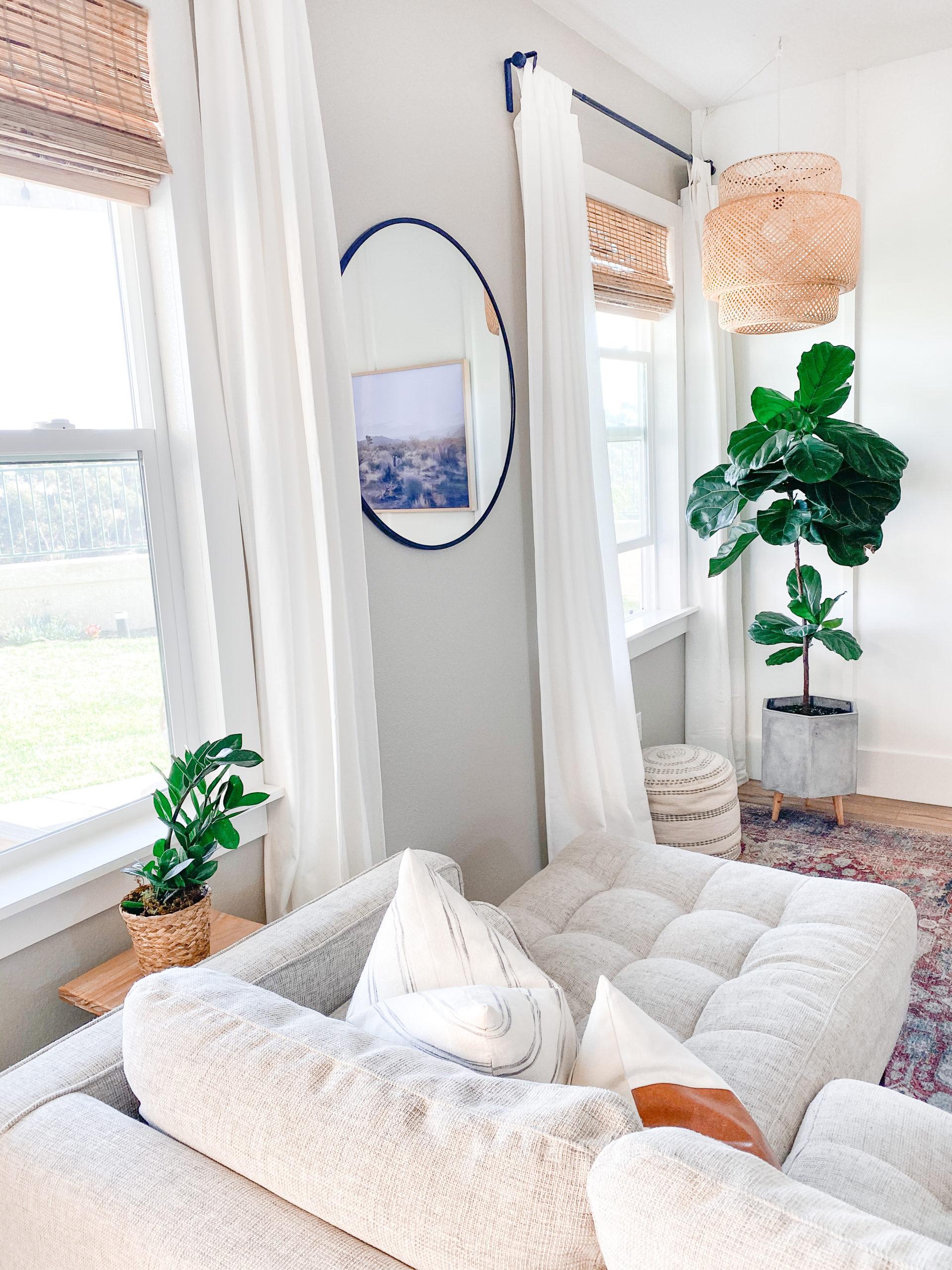 DIY Window Frame In A Snap!