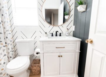 Ideas for Small Bathroom Update: Give Your Boring Bathroom A Fresh, New Look